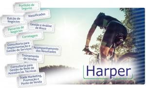 Porfolio de serviços Harper